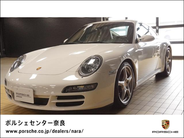 ポルシェ 911 カレラS 左ハンドル MT スポーツクロノパッケージ