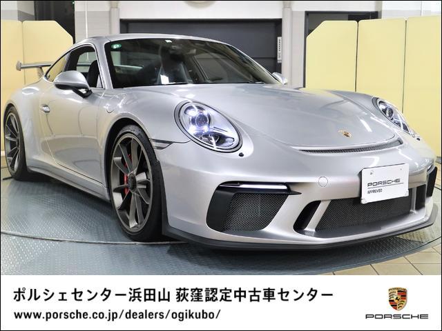 ポルシェ 911GT3 スポーツクロノパッケージ