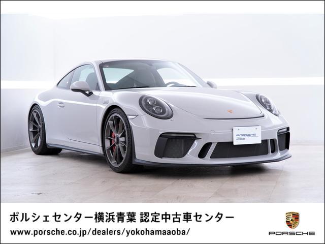 ポルシェ 911GT3 ツーリングPKG 6MT オールレザー フロントリフトシステム スモーカーパッケージ LEDメインブラックヘッドライト(PDLS)スポーツクロノパッケージ フルバッケトシート リバーシングカメラ