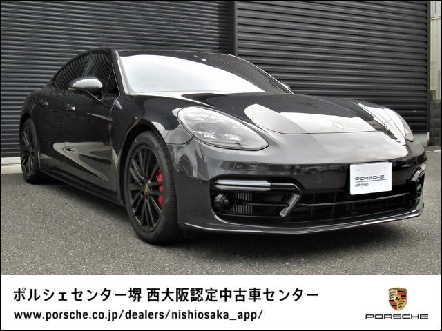 ポルシェ GTS マトリクスLEDヘッドライト/ツートンレザー ブラック・ボルドーレッド