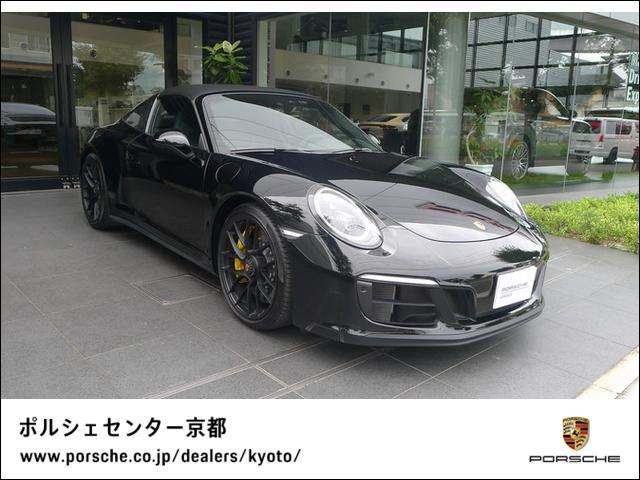 ポルシェ 911タルガ4GTS 2018モデル PCCB 認定中古車