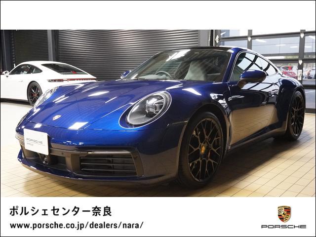 ポルシェ 911カレラS スポーツクロノ フロントリフト