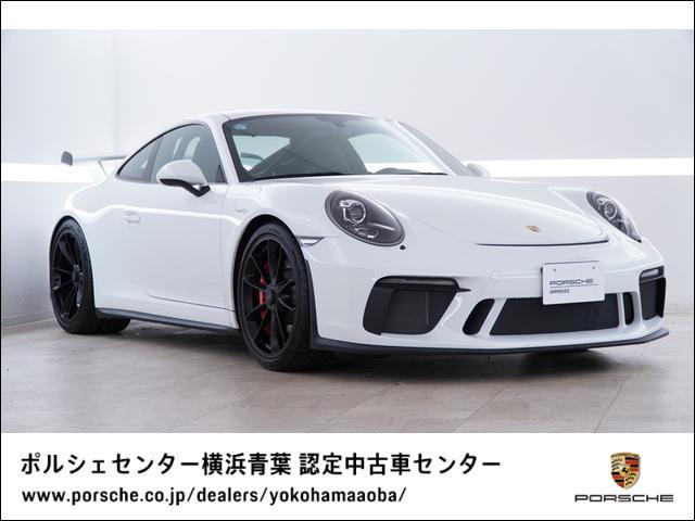 ポルシェ 911GT3 ロベルタリフター クラブスポーツPKG