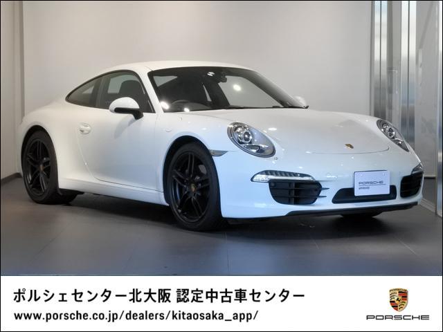 ポルシェ 911 911カレラ 2013年モデル新車保証継承