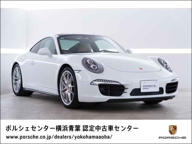 ポルシェ 911カレラ4S スポーツクロノパッケージ シートヒーター
