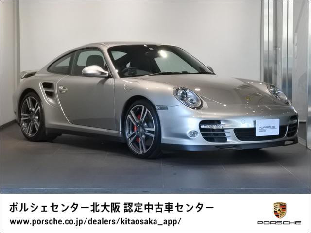 ポルシェ 911ターボ 2012年モデル認定中古車保証1年付