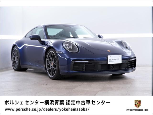 911カレラ4S PCCB Sエキゾースト スポーツクロノ