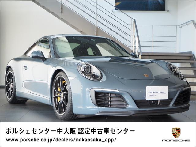 911カレラS PCCB/スポエキ/GTスポーツステア
