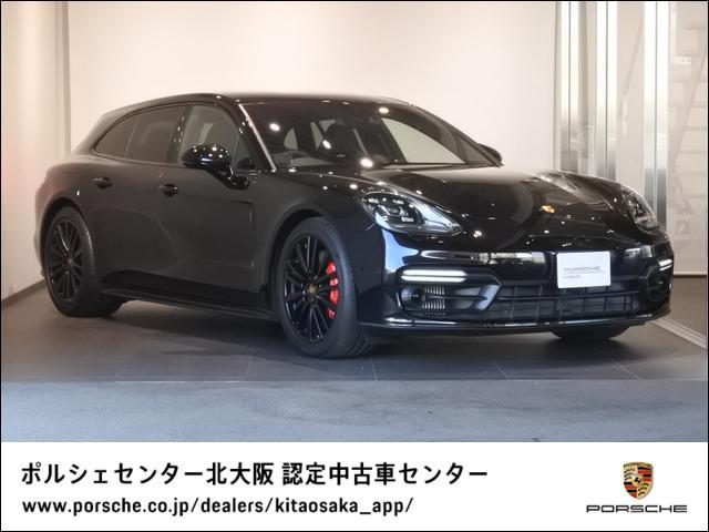 ポルシェ パナメーラ GTSスポーツツーリスモ 2020年モデル新車保証継承