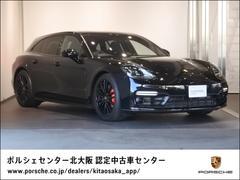 パナメーラGTSスポーツツーリスモ 2020年モデル新車保証継承