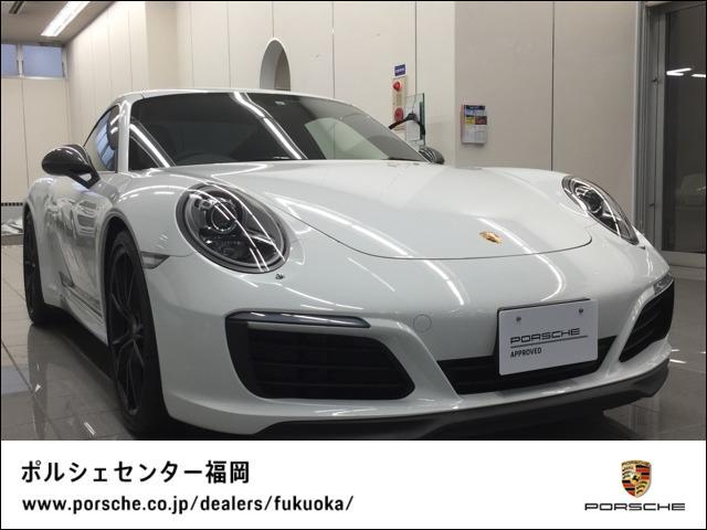 ポルシェ 911カレラT スポーツクロノパッケージ