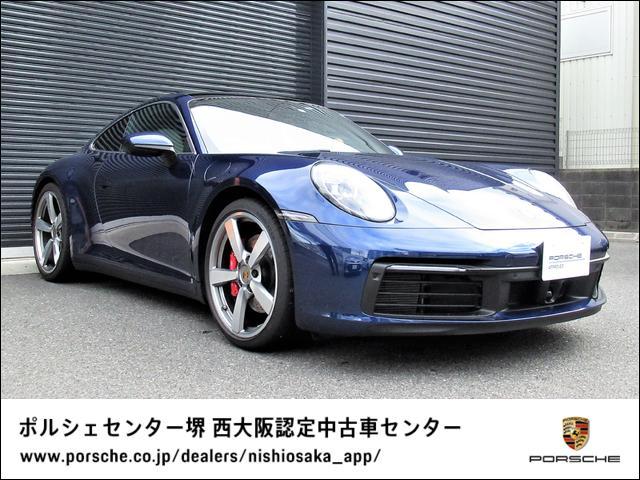 ポルシェ 911 911カレラ4S SPクロノ SPE ブルメスター