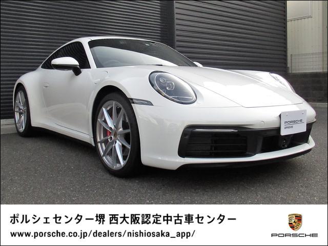 ポルシェ 911カレラS フロントリフト ACC SPクロノ