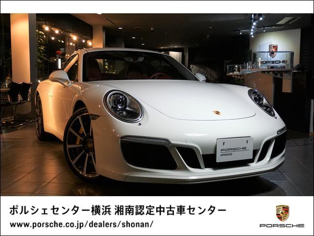 ポルシェ 911 911カレラS スポーツクロノパッケージ