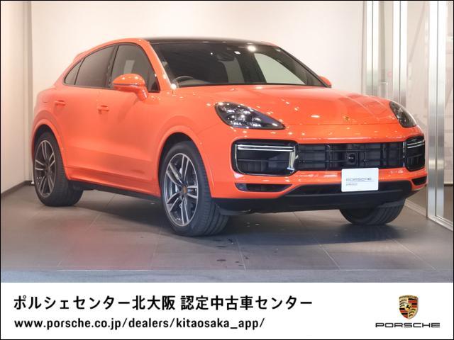 ポルシェ ターボ 2020年モデル 新車保証継承
