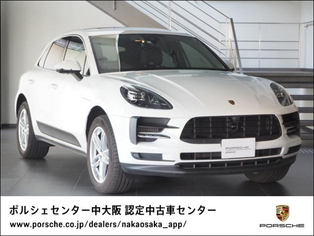 ポルシェ マカン マカンS 新車保証継承/スポクロ/シートヒーター