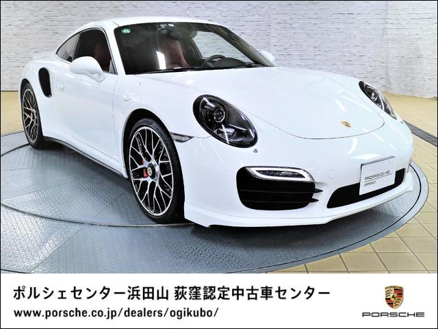 ポルシェ 911 911ターボ スポーツクロノパッケージ 2トーンレザーインテリア アダプティブスポーツシート シートヒーター スポーツデザインドアミラー パワーステアリングプラス 20インチ911ターボSホイール