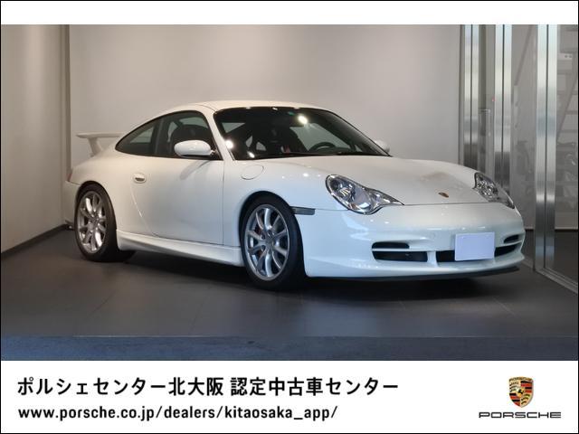 ポルシェ 911GT3 2004年後期モデル 整備付