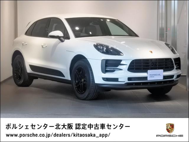 ポルシェ マカン 2020年モデル 新車保証継承