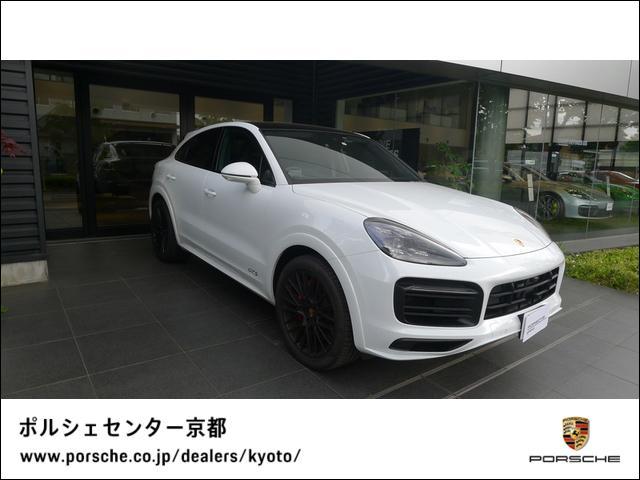 カイエンクーペ(ポルシェ) カイエンGTS クーペ 新車保証継承 1オーナー 中古車画像