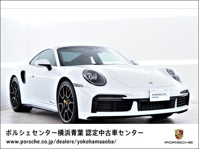 911(ポルシェ) 911ターボS フロントリフト パワーステアリングプラス 中古車画像