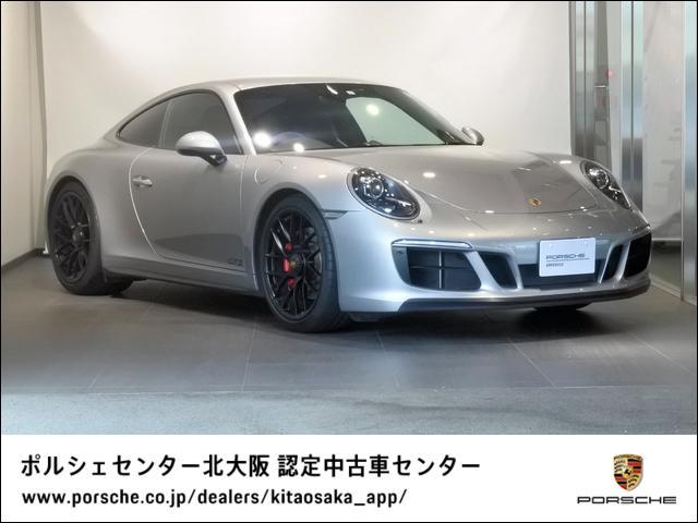 911(ポルシェ) 911カレラGTS 2018モデル 認定中古車保証 中古車画像