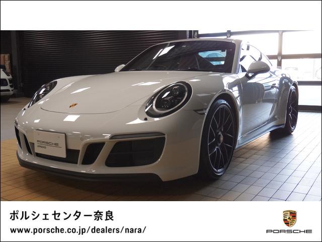 ポルシェ 911 911カレラGTS LEDヘッドライト レザーインテリア