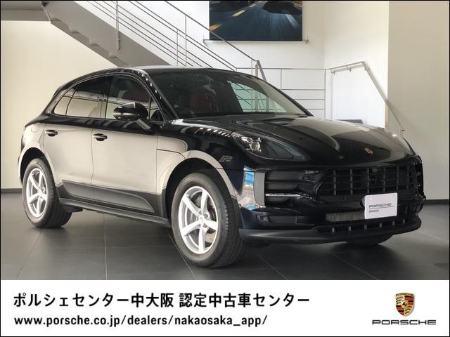 ポルシェ マカン 新車保証継承/シートヒーター