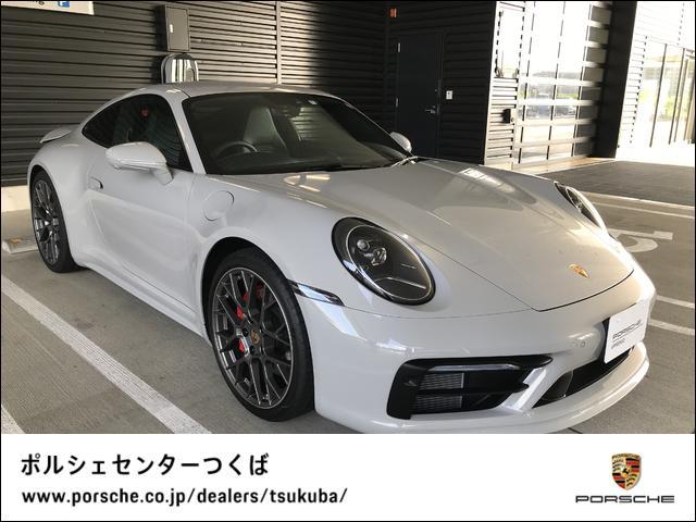 ポルシェ 911カレラS SPクロノ スポーツデザインPKG