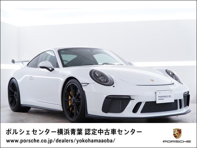 ポルシェ 911 911GT3 PCCB スポクロ クラブスポーツPKG