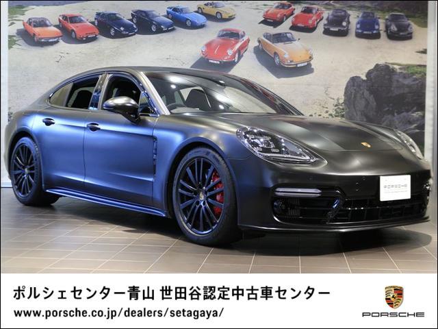 ポルシェ GTS 2020年モデル 右H ポルシェAG新車保証付 外装ラッピング施行車 GTSインテリアパッケージ トラフィックジャムアシスト レーンチェンジアシスト ポルシェエントリー&ドライブシステム