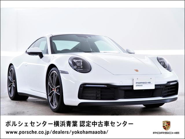 ポルシェ 911カレラS スポーツクロノパッケージ