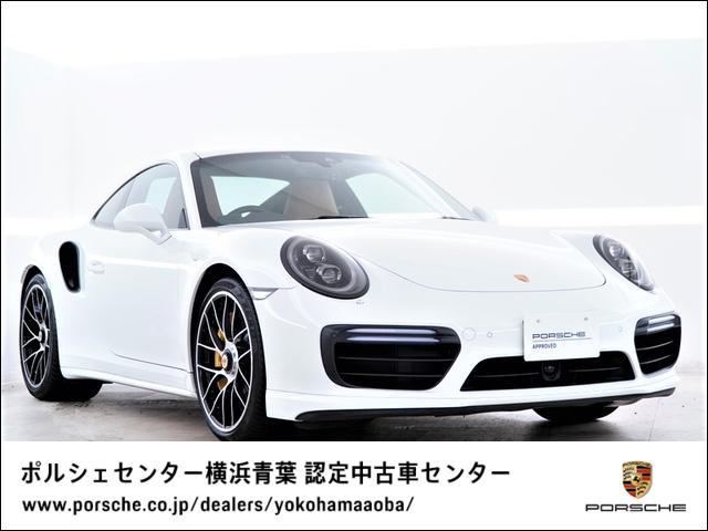 ポルシェ 911ターボS ACC フロントリフト ベンチレーション