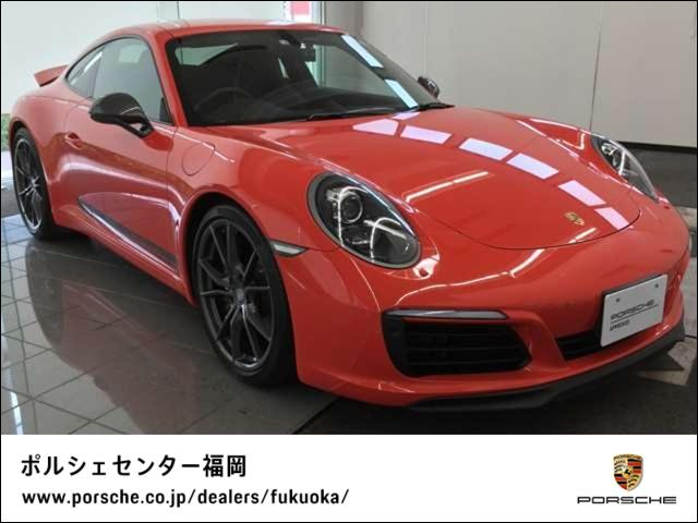 ポルシェ 911 911カレラT ラバオレンジ