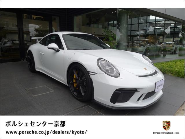 ポルシェ 911GT3 18モデル 認定中古車 1オーナー
