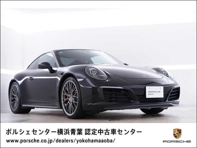 ポルシェ 911カレラ4S シートヒーター PDLS スポクロ