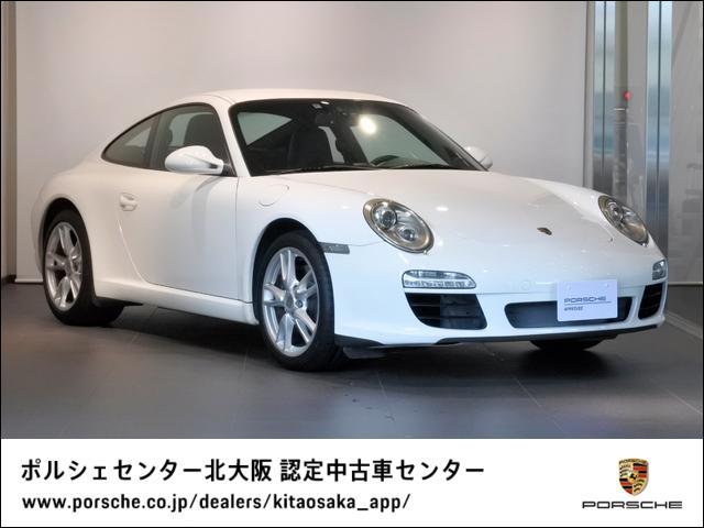 ポルシェ 911カレラ 2010年モデル認定中古車保証1年付