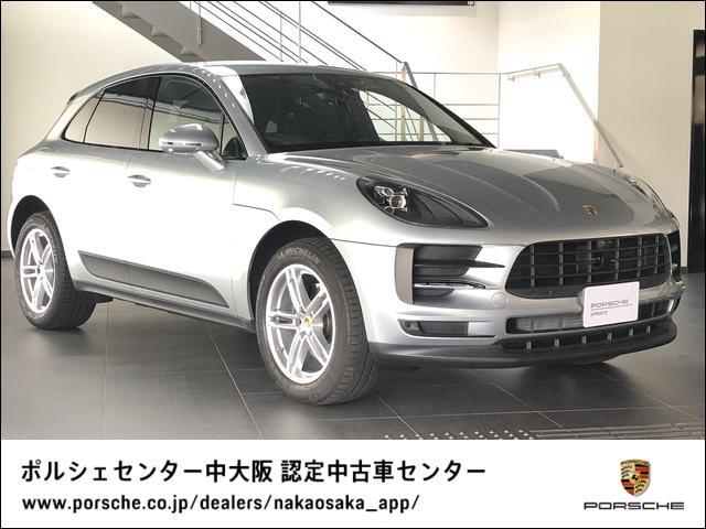 ポルシェ マカン 新車保証継承/シートヒーター/スポクロ