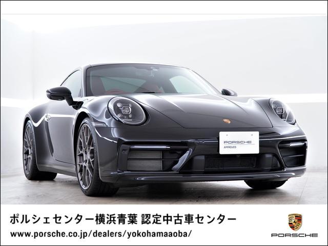 ポルシェ 911カレラS スポーツデザインPKG 14wayシート