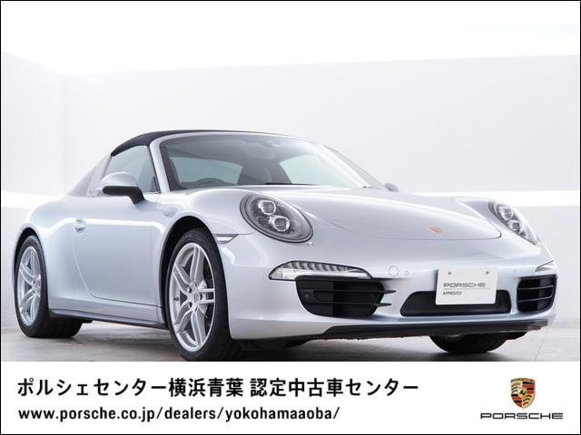 ポルシェ 911 911タルガ4 エントリー&ドライブ スポーツクロノ