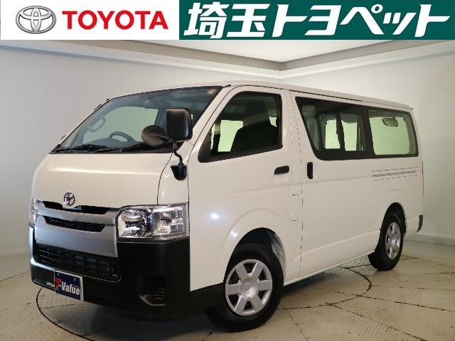 トヨタ DX 5ドア メモリーナビ フルセグTV 当社社用車