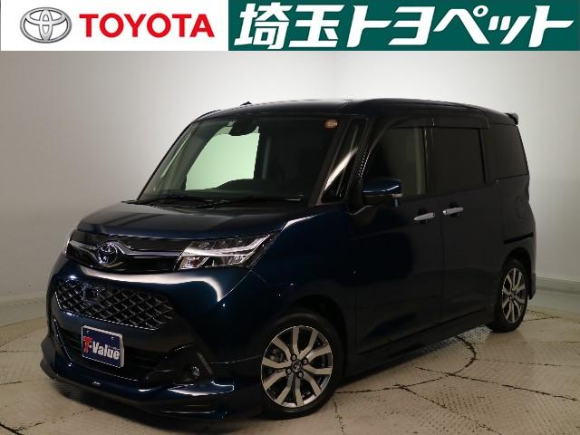 トヨタ カスタムG-T SDナビ・ETC・Bカメラ・Fセグ・後席TV