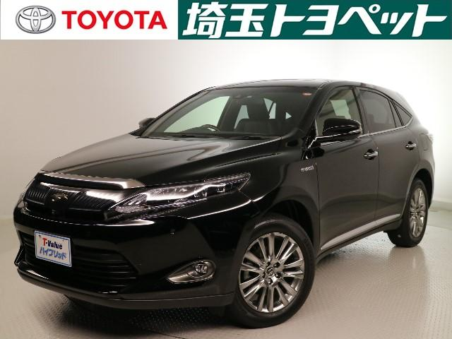 トヨタ プレミアム アドバンスドパッケージ SDナビ・ETC・Fセグ