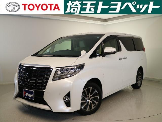 トヨタ 3.5GF SDナビ・ETC・フルセグ・本革シート・ワンオナ