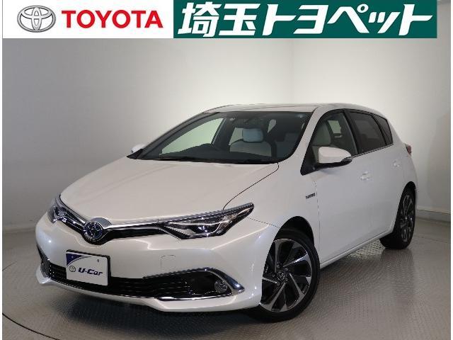 トヨタ ハイブリッドGパッケージ 当社社用車