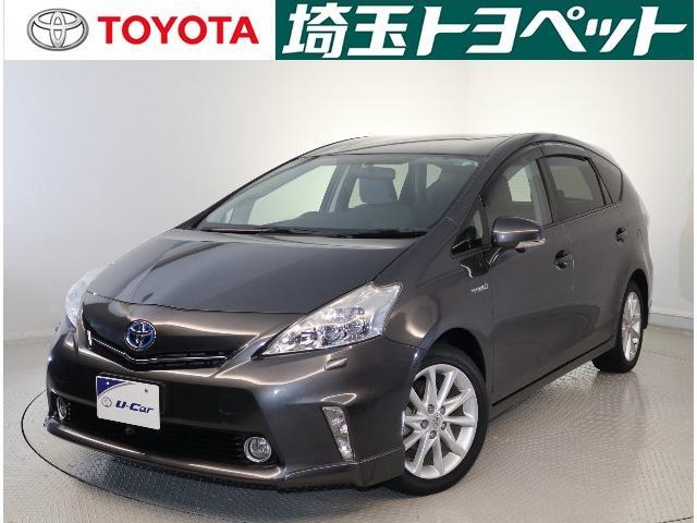 トヨタ Sツーリングセレクション SDナビ・ETC・フルセグ・1オナ