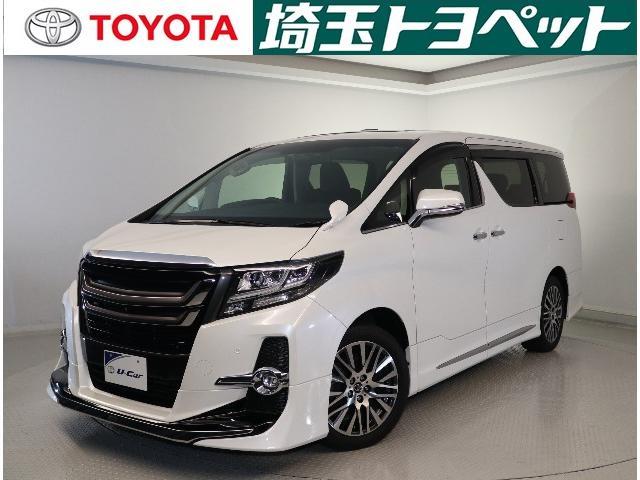 トヨタ 3.5SA Cパッケージ SDナビ・ETC・フルセグ