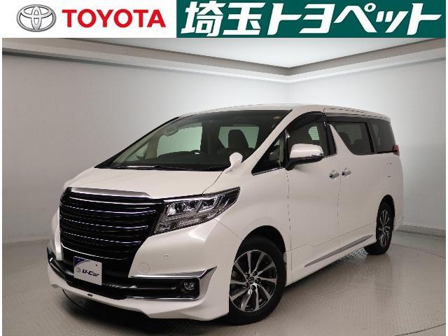 トヨタ 2.5G SDナビ・ETC・フルセグ・Bカメラ