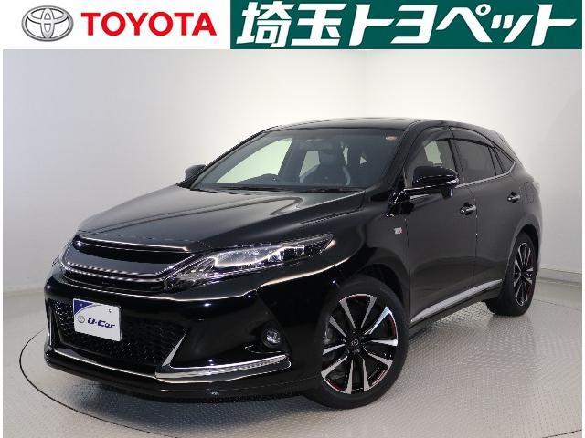 トヨタ エレガンス G's メモリーナビ・Bモニター