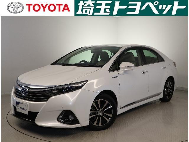 トヨタ G ワンオーナ メーカーSDナビ